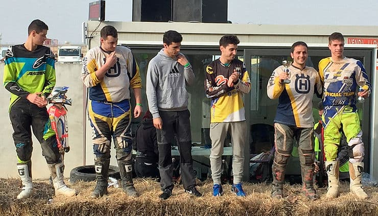 Pilots guanyadors 3 hores de Resistència a Alcarràs 2015
