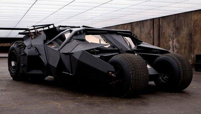 Cotxe de Batman, Batmovil