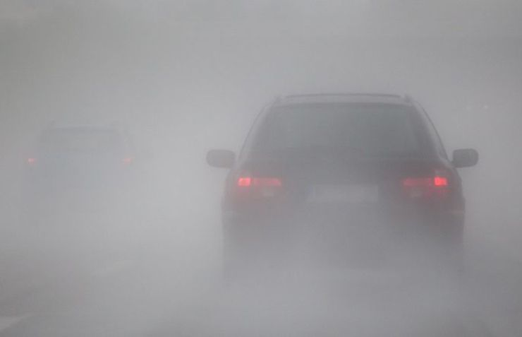 cotxe conduir boira