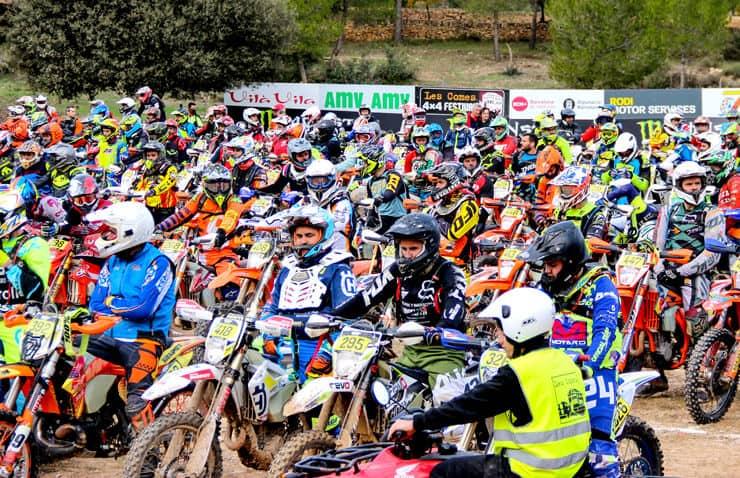 participants Enduroc 2019