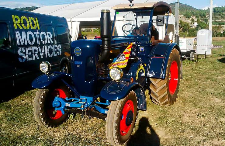 fira agricultura campeonato feria tractor