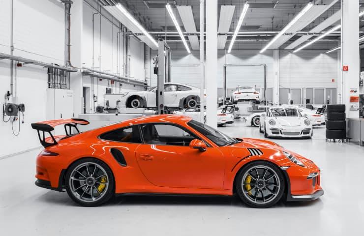 cotxe esportiu taller marques premium