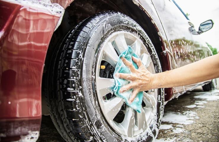 natejar cotxe pneumatics