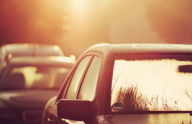 cotxe calor aire condicionat