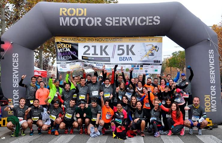 rodi mitja marato lleida edicio 2016