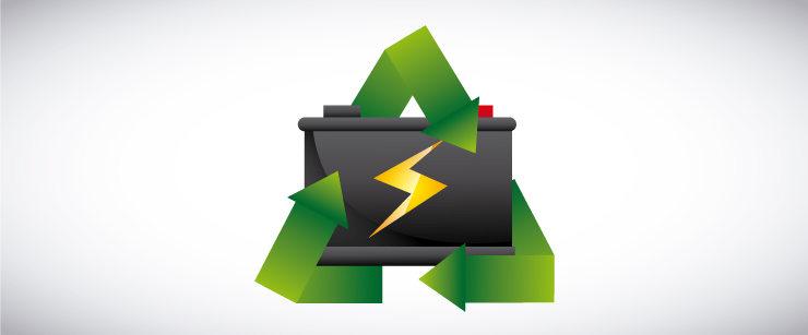 bateria cotxe reciclatge