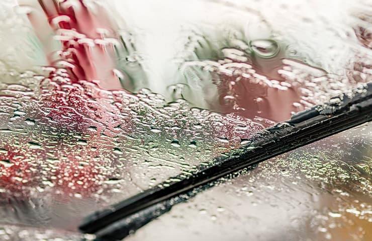 limpia cristalls cotxe manteniment