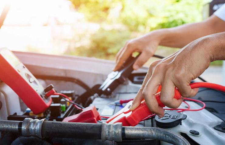 cotxe manteniment bateria desgast calor