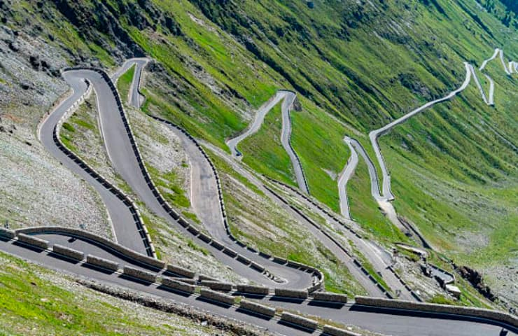 cotxe mareig motor carretera ruta