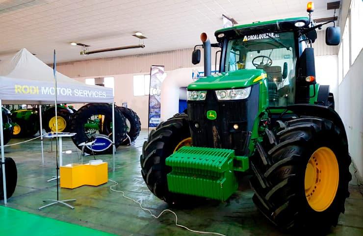 feria agro alcaniz tractor agricola rodimotorservices