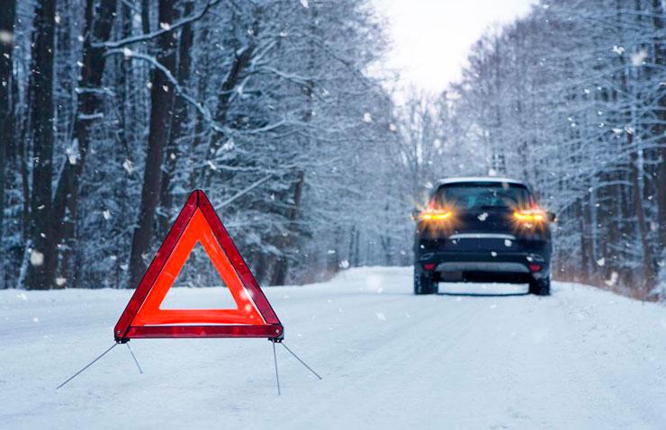 cotxe manteniment averies y falles invierno