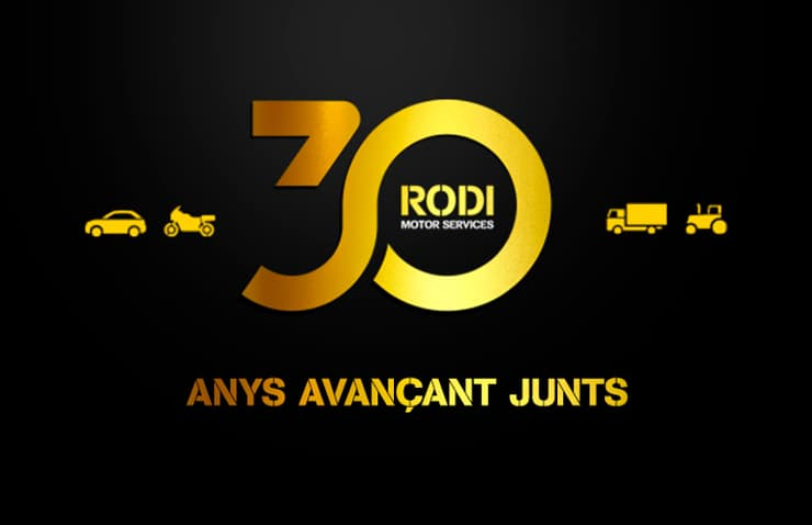 30 anys rodi motor services